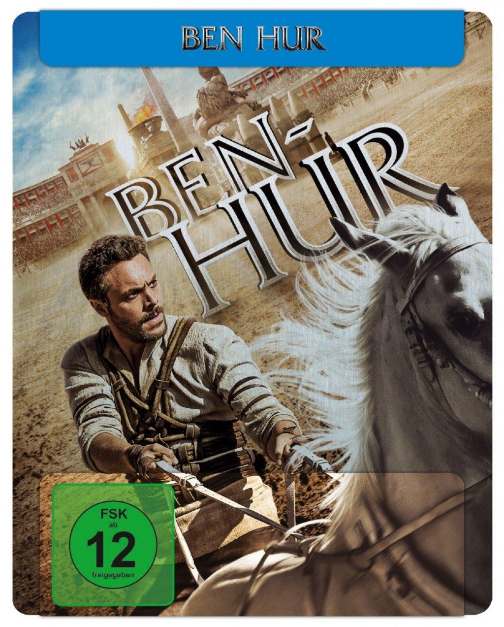 Ben Hur - Steelbook (Blu-ray)