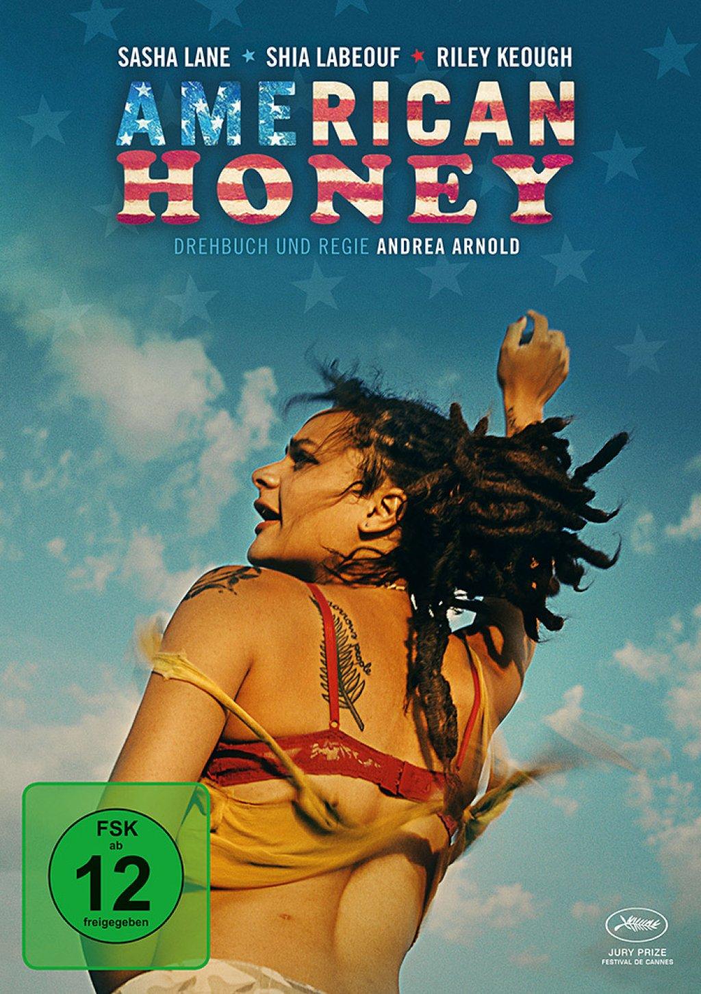 American Honey (DVD)