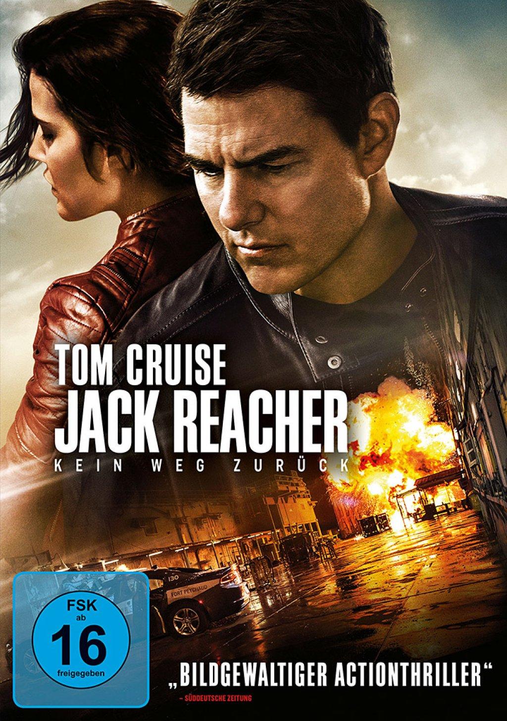 Jack Reacher - Kein Weg zurück (DVD)
