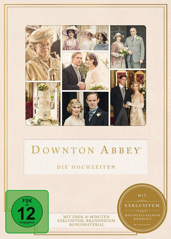Downton Abbey - Die Hochzeiten (DVD)