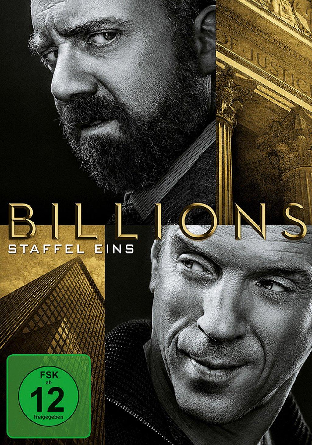 Billions - Staffel 01 (DVD)