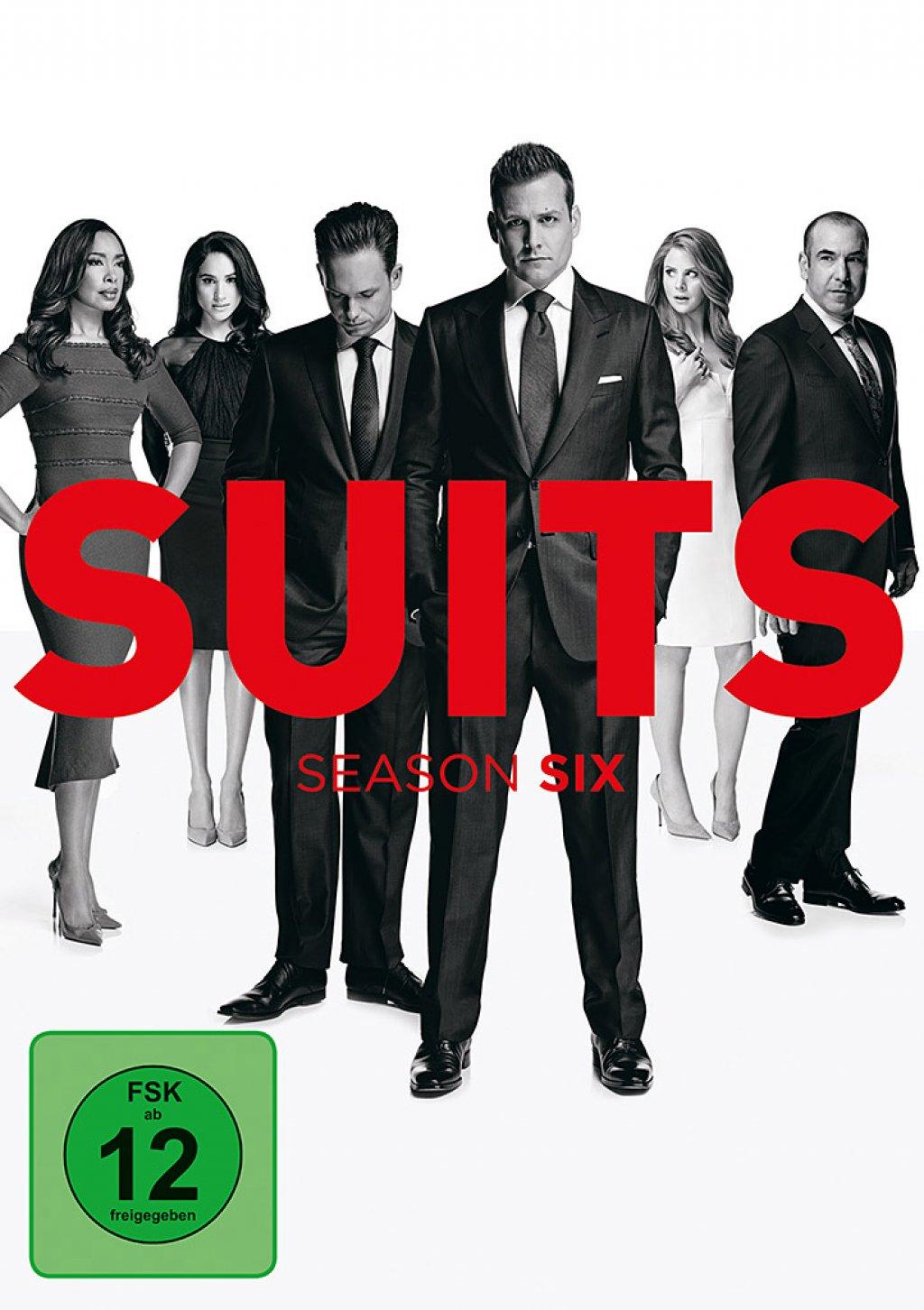 Suits Staffel 6 Deutschland