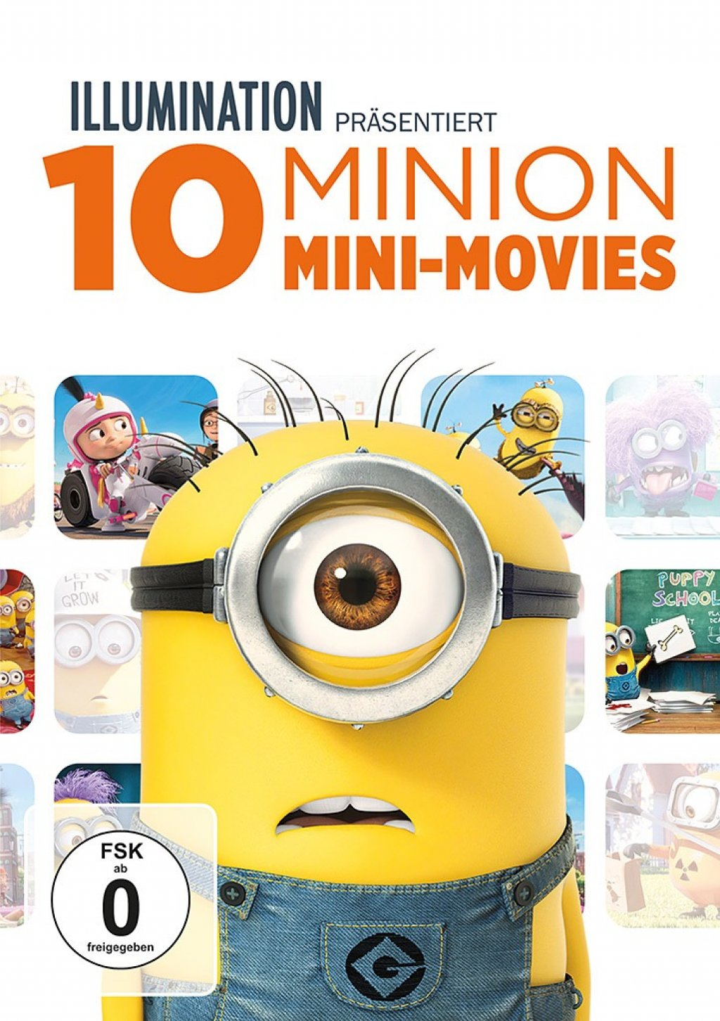 10 Minions Mini-Movies (DVD)