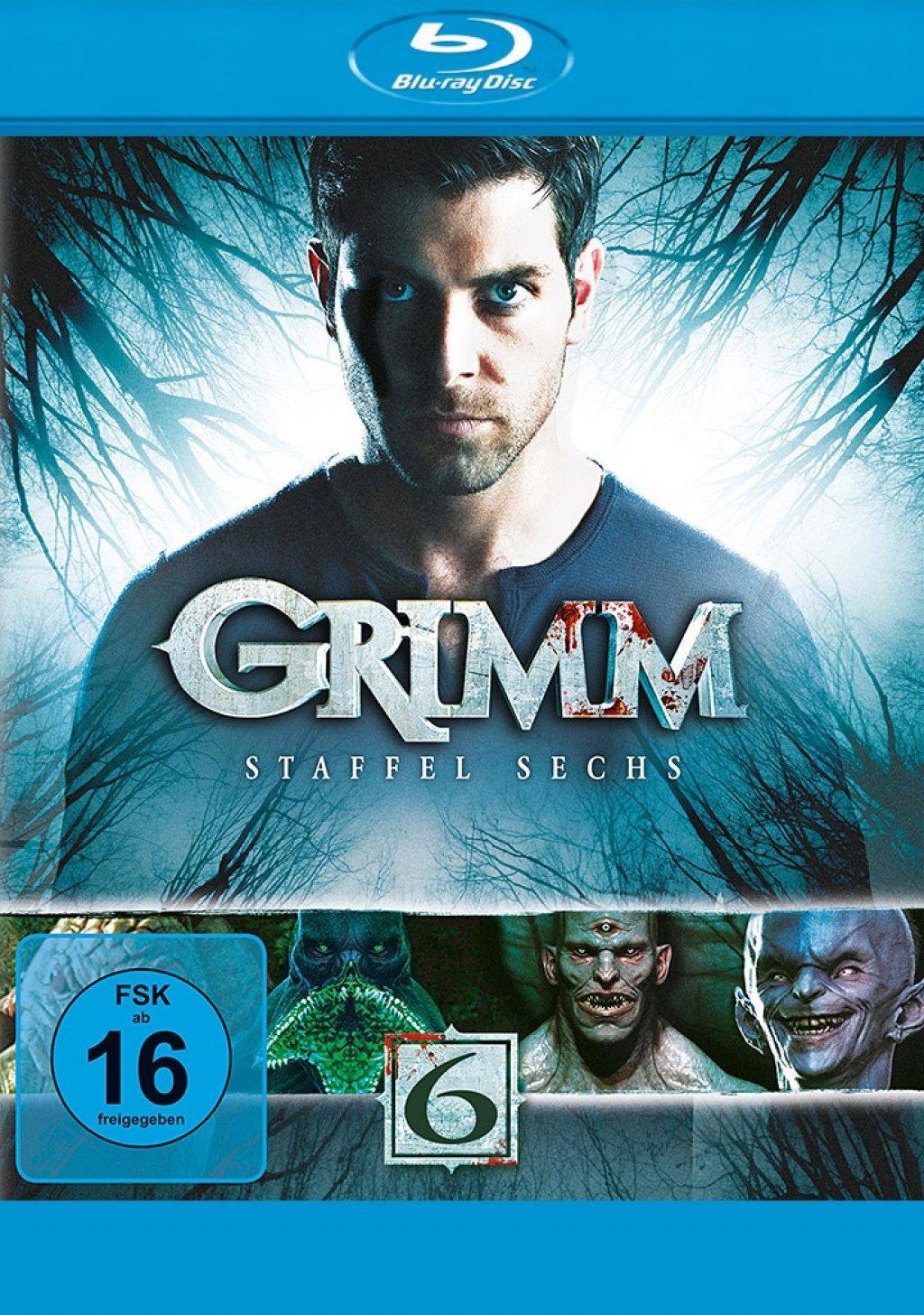 Grimm - Staffel 06 (Blu-ray)