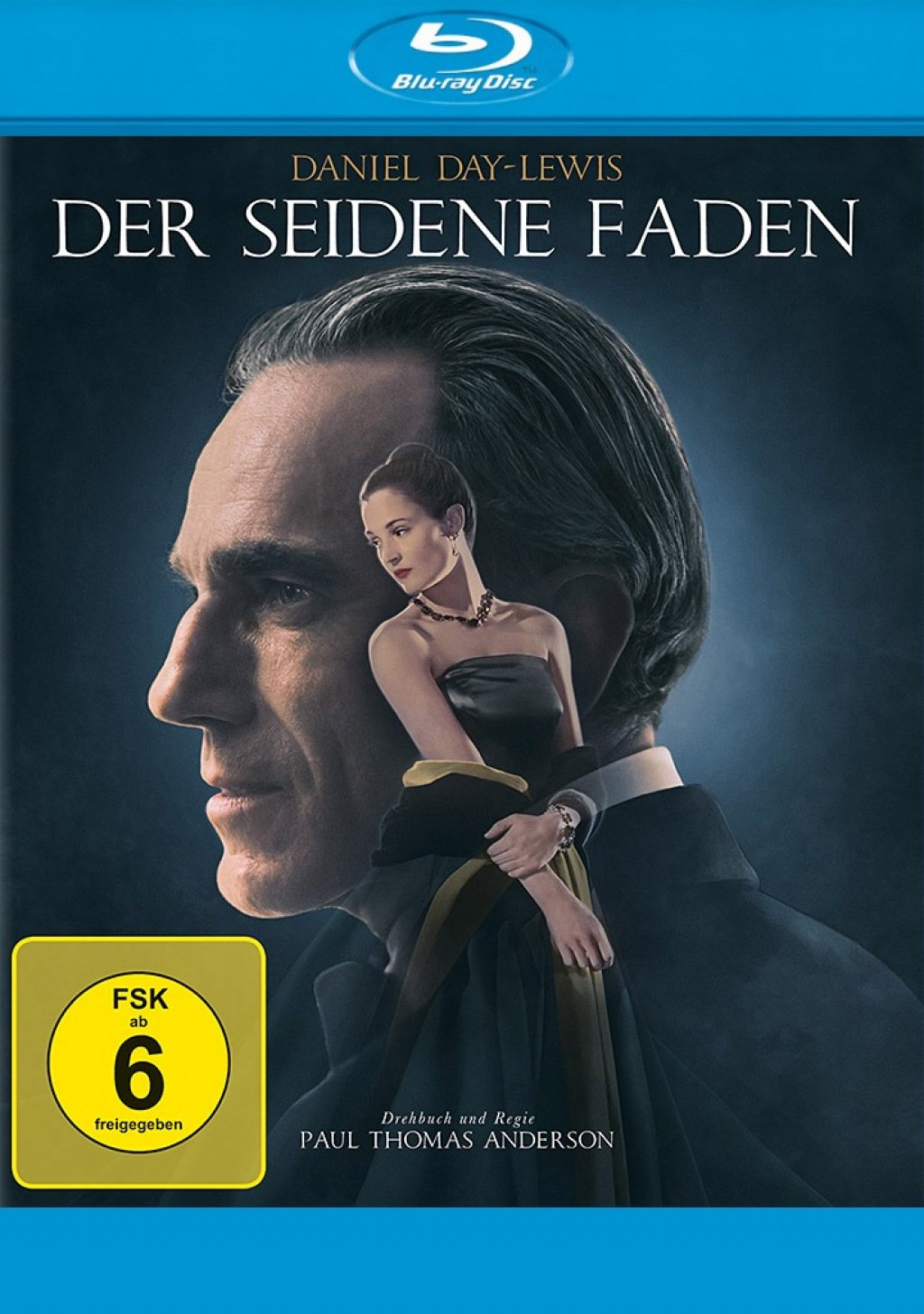 Der seidene Faden [Blu-ray]