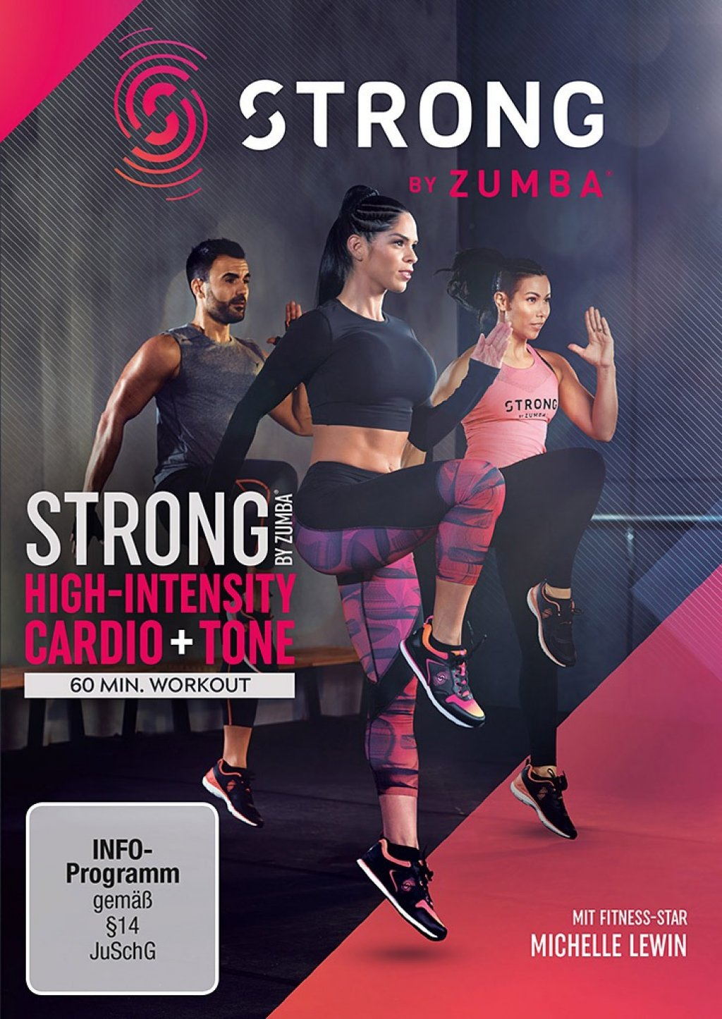 Strong By Zumba (DVD)
