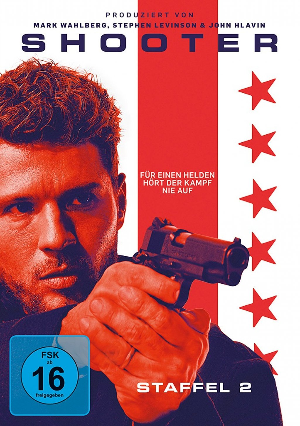 Shooter - Staffel 02 (DVD)