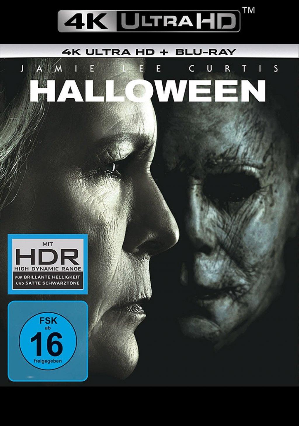 Halloween - 4K Ultra HD Blu-ray + Blu-ray (4K Ultra HD)