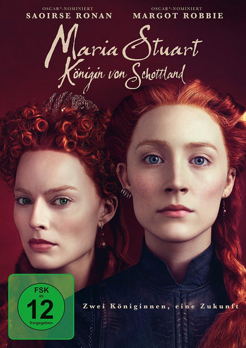 Maria Stuart, Königin von Schottland (DVD)