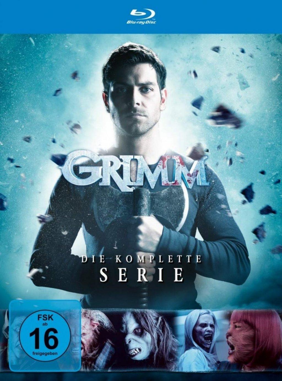 Grimm - Die komplette Serie (Blu-ray)
