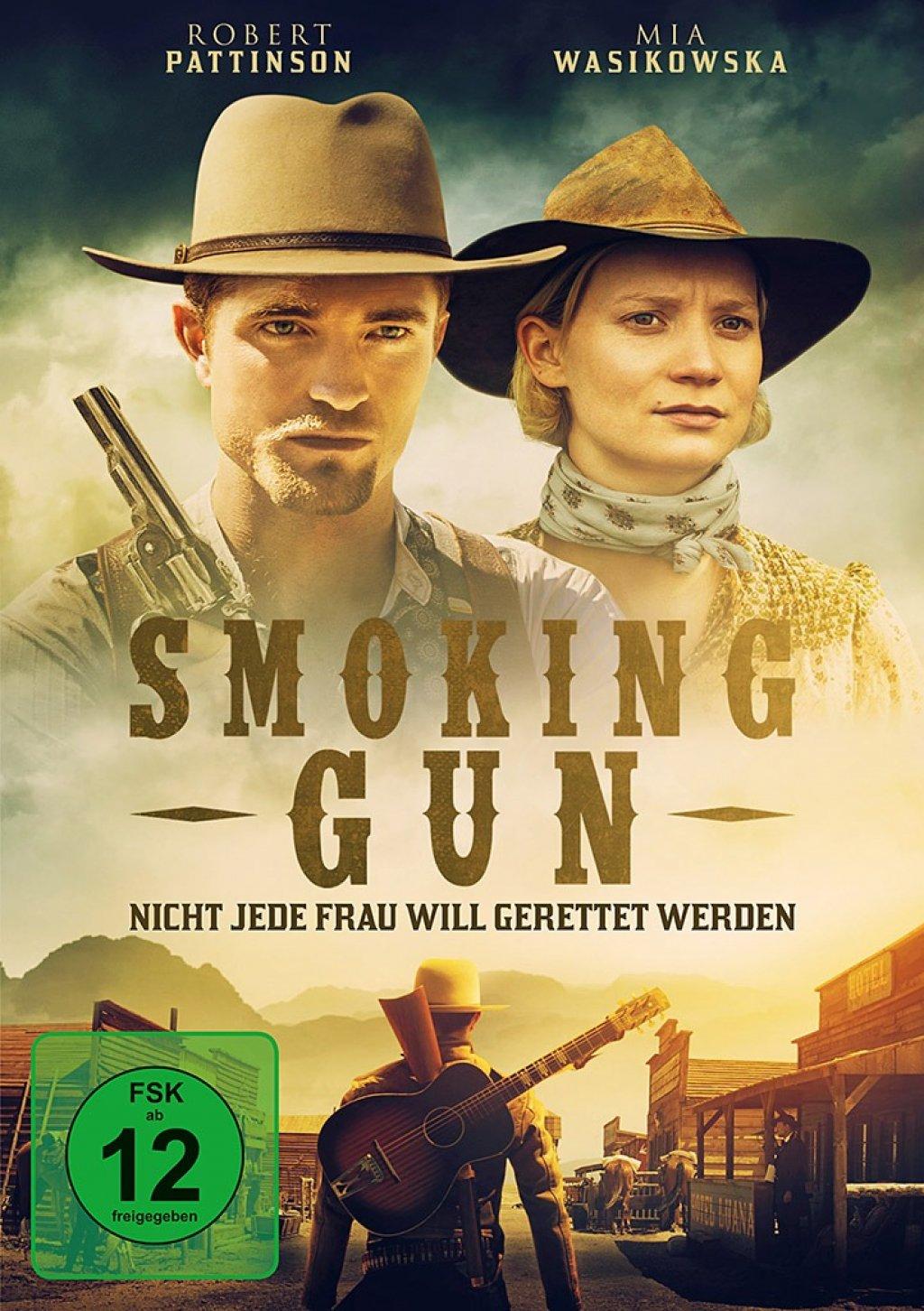 Smoking Gun - Nicht jede Frau will gerettet werden (DVD)