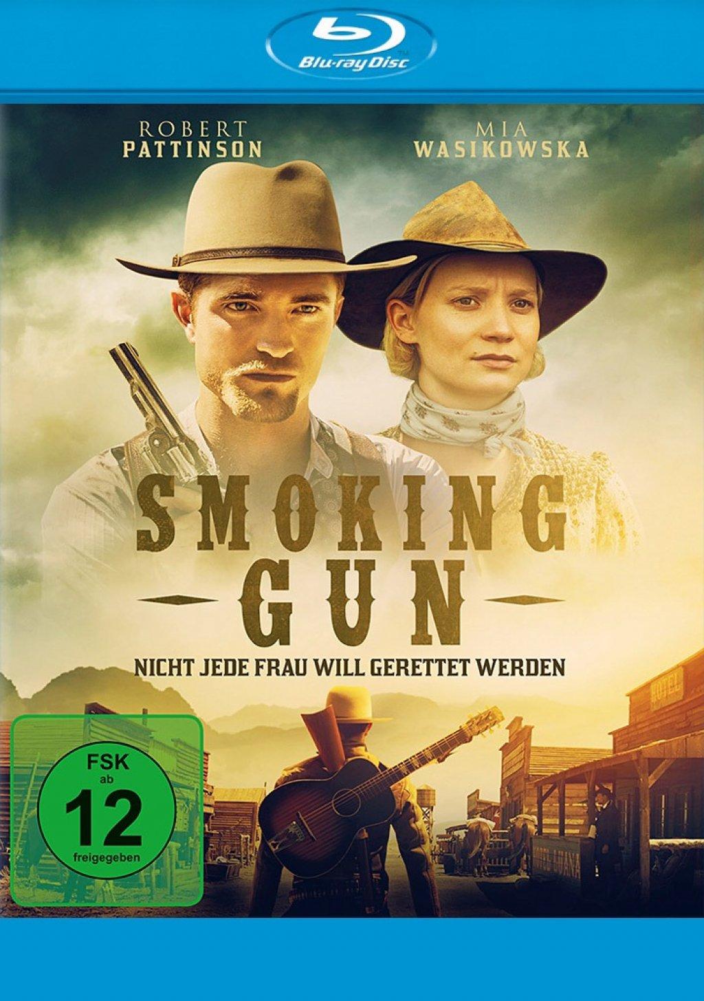 Smoking Gun - Nicht jede Frau will gerettet werden (Blu-ray)
