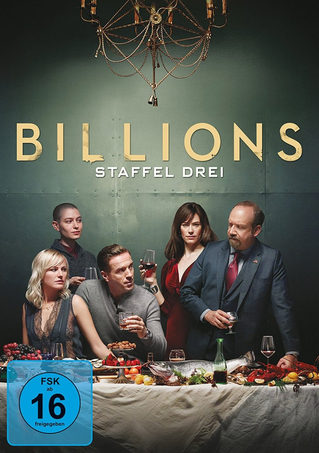 Billions - Staffel 03 (DVD)