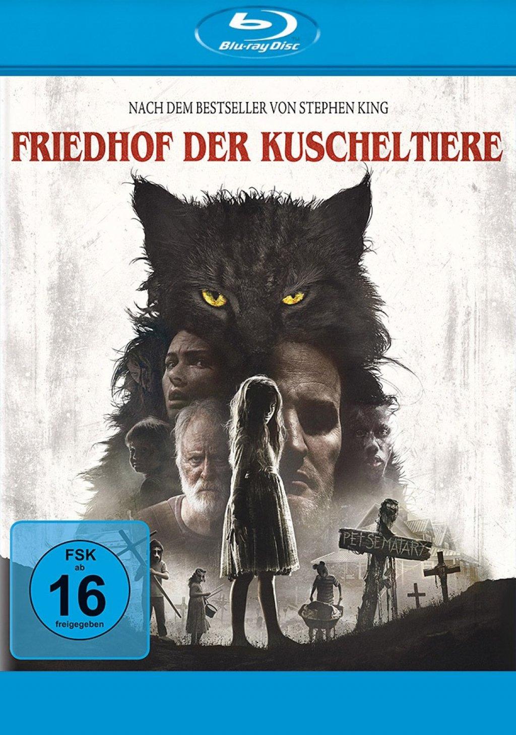 Friedhof der Kuscheltiere - 2019 (Blu-ray)