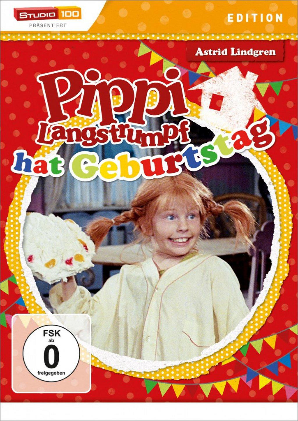 Pippi Langstrumpf hat Geburtstag (DVD)