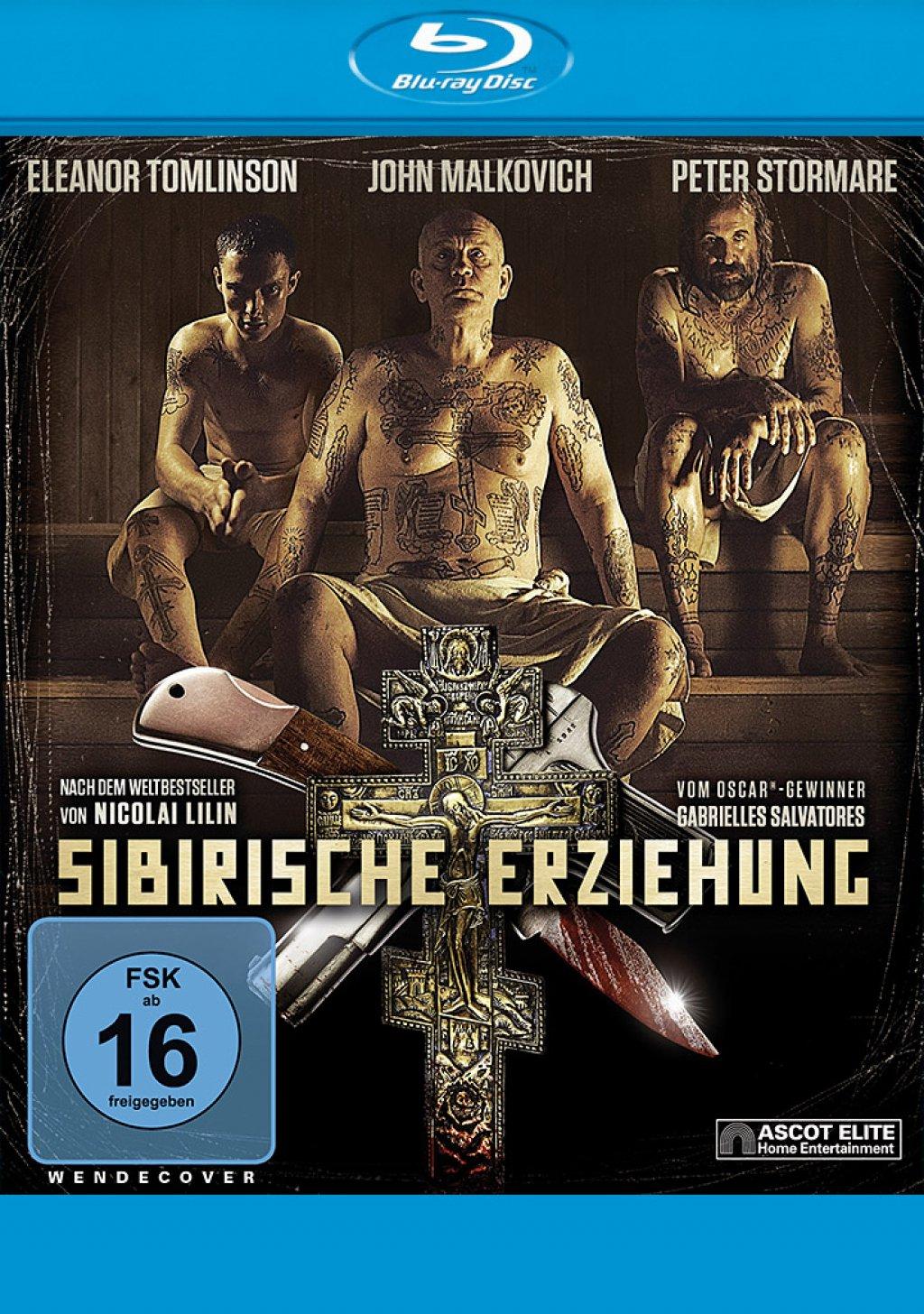 Sibirische Erziehung (Blu-ray)
