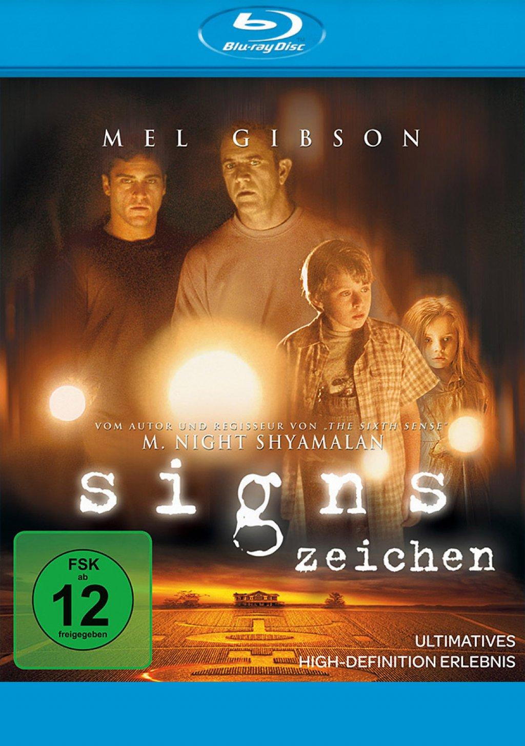Signs - Zeichen (Blu-ray)