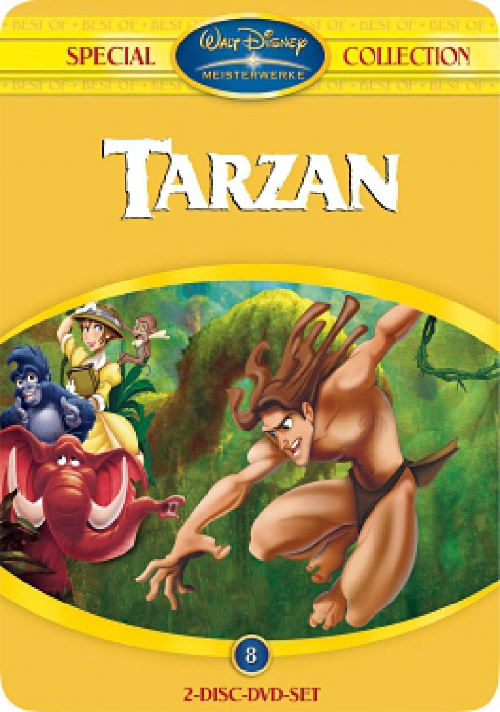 Tarzan - Best of Special Collection (DVD)
