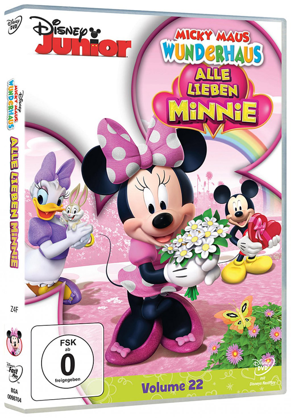 dvd preisvergleich micky maus wunderhaus alle lieben minnie. Black Bedroom Furniture Sets. Home Design Ideas
