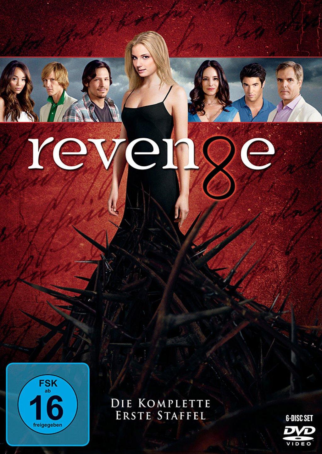 Revenge 4 Staffel Deutschland