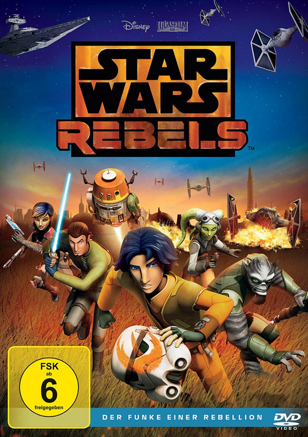 Star Wars Burning Series