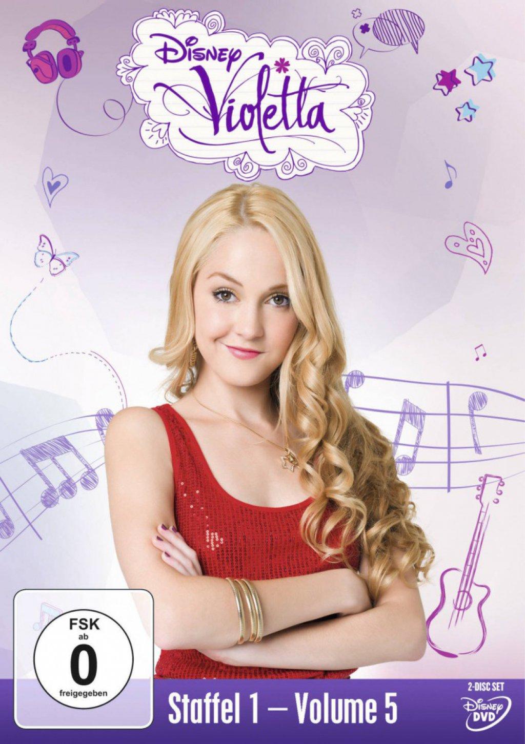 Violetta - Staffel 1 / Volume 05 (DVD)