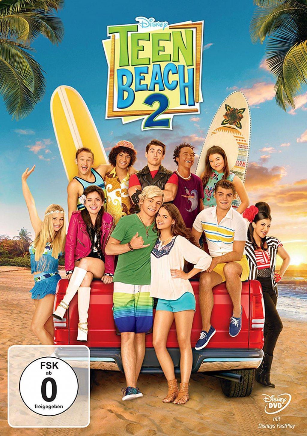 Teen Beach 2 (DVD)