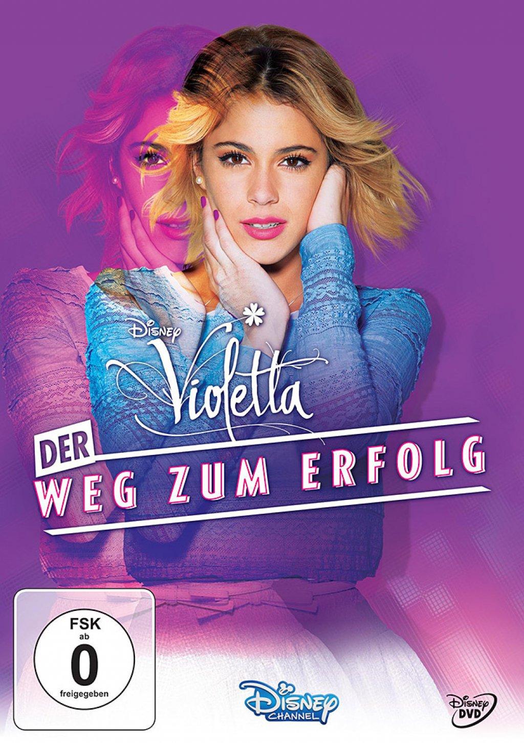 Violetta - Der Weg zum Erfolg (DVD)