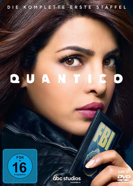Quantico - Staffel 01 (DVD)