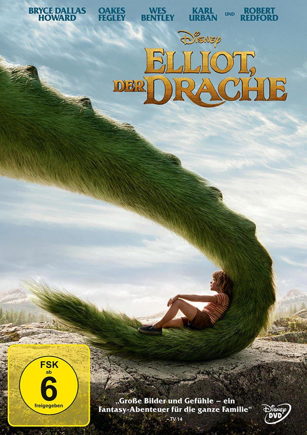 Elliot, der Drache (DVD)
