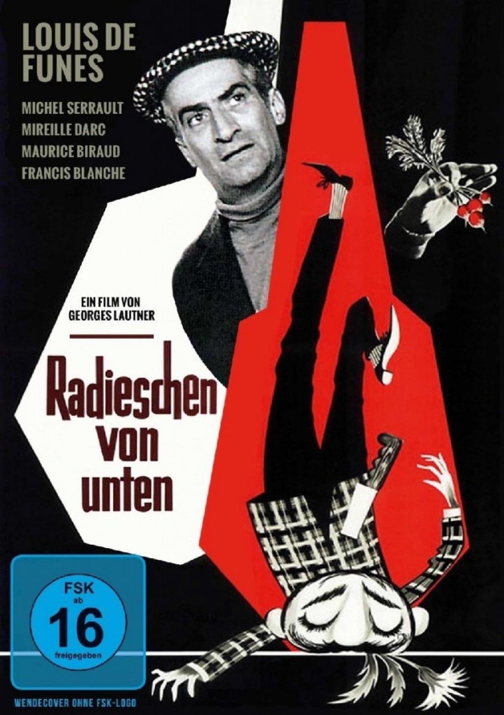 Radieschen von unten (DVD)