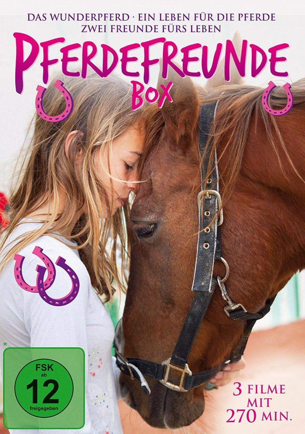 Pferdefreunde Box (DVD)
