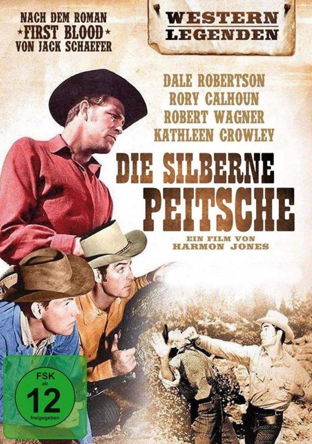 Die silberne Peitsche (DVD)