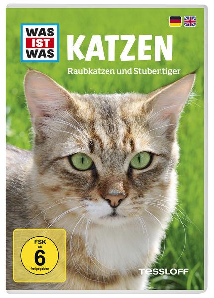 Was ist was - Katzen (DVD)