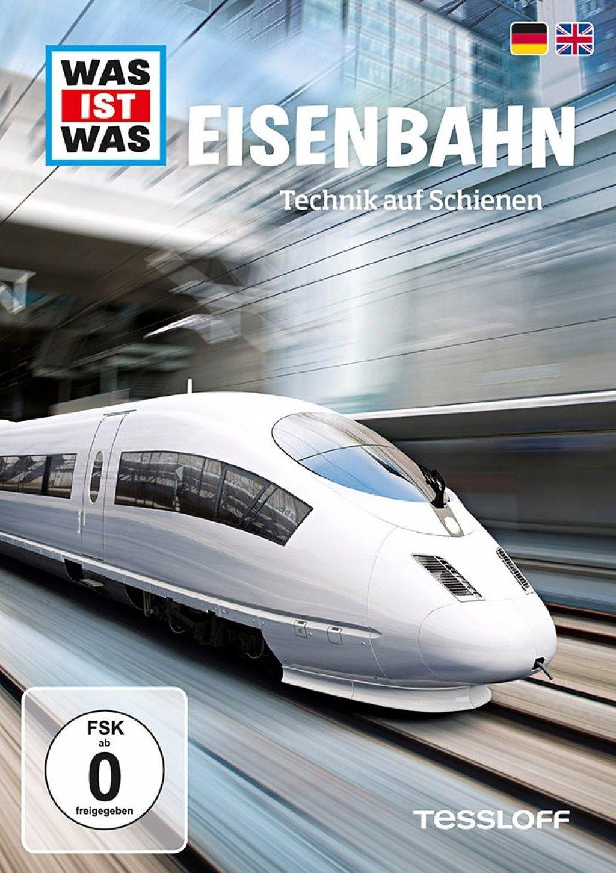 Was ist was - Eisenbahn (DVD)