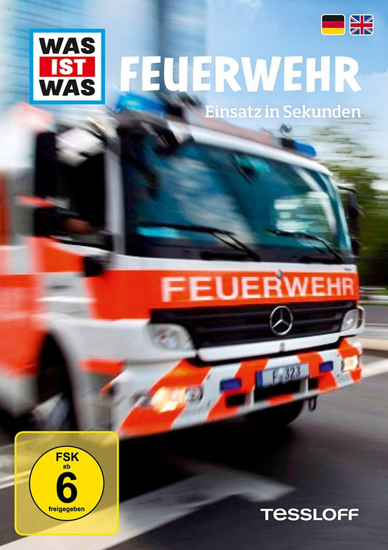 Was ist was - Feuerwehr (DVD)