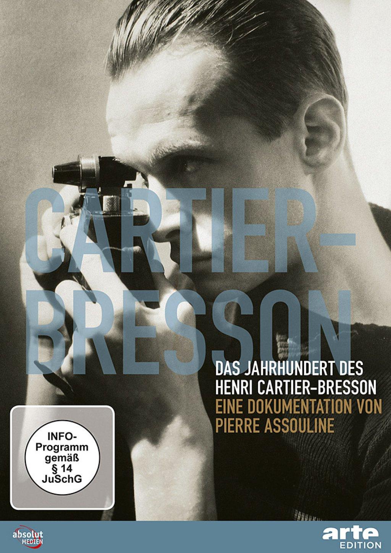 Das Jahrhundert des Henri Cartier-Bresson (DVD)