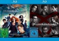 Shadowhunters - Chroniken der Unterwelt - Staffel 1+2 Set (Blu-ray)