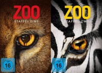 Zoo - Staffel 1+2 Set (DVD)