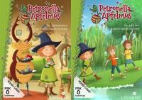 Petronella Apfelmus 3+4 im Set / Der Zaubersauberbesen + Der große Fund (DVD)
