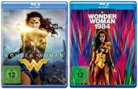 Wonder Woman + Wonder Woman 1984 (Blu-ray)