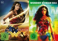 Wonder Woman + Wonder Woman 1984 (DVD)