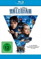 Valerian - Die Stadt der tausend Planeten (Blu-ray)