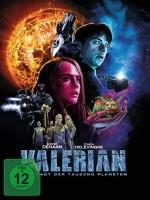 Valerian - Die Stadt der tausend Planeten - 4K Ultra HD Blu-ray + Blu-ray / Mediabook / Cover A (4K Ultra HD)