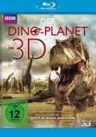 Der Dino-Planet 3D - Die faszinierende Welt der Dinosaurier - Blu-ray 3D (Blu-ray)