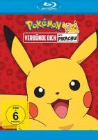 Pokémon - Verbünde dich mit Pikachu! (Blu-ray)