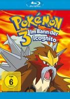 Pokémon 3 - Im Bann der Icognito (Blu-ray)