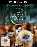 Sieben Kontinente - Ein Planet - 4K Ultra HD Blu-ray (4K Ultra HD)