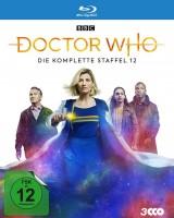 Doctor Who - Staffel 12 (Blu-ray)