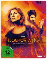 Doctor Who - Staffel 12 / Limited Steelbook (Blu-ray)